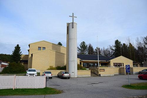 Ounasrinteen kappeli ja seurakuntasali