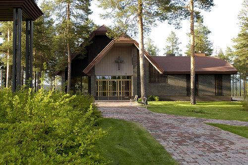 Jouttikeron kappeli ja seurakuntasali