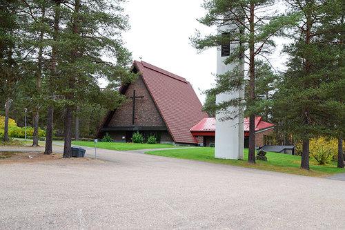 Meltauksen kappeli ja seurakuntasali