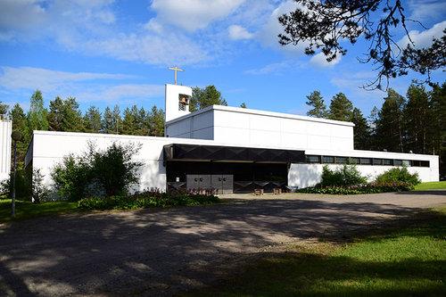 Muurolan kappeli ja seurakuntasali