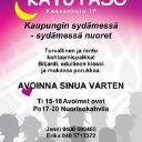Nuorisokahvila Katutaso